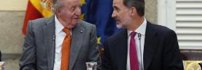 Juan Carlos I planteó una renuncia a su inmunidad constitucional