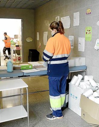 Las UVAC y el centro de rastreadores está ubicando en la unidad de salud básica del Molinar, desde donde se controlan los contactos estrechos de casos.