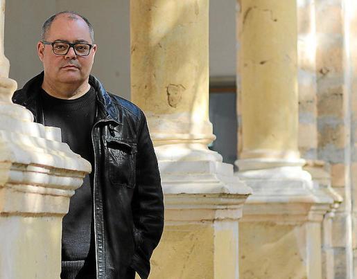Antoni Mas, doctor en Historia Medieval y profesor.