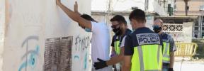 La policía destrona a los 'reyes' de la droga en el Camp Redó