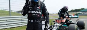 Bottas se hace con la pole position