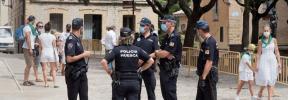 Las malas conductas no cesan en plena ola de rebrotes en España