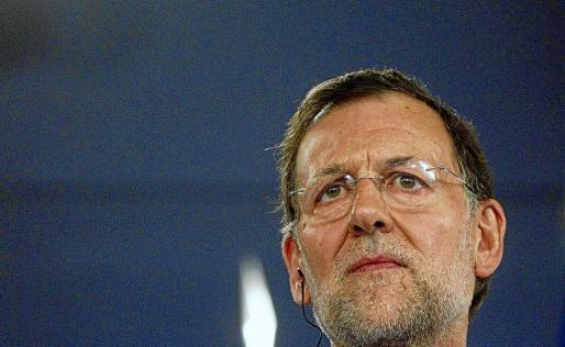 Rajoy no anunció la congelación del empleo público en su comparecencia del pasado viernes tras el Consejo de Ministros.