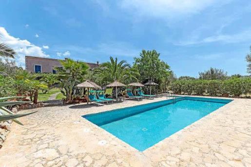 Todas las edificaciones reúnen el máximo confort y garantizan absoluta privacidad gracias a los jardines y las piscinas.