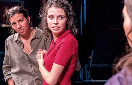 XXXII Mostra de Teatre: 'Amarg' en Alcúdia.