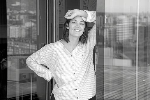 La arquitecta María Sisternas aboga por una vivienda que integre hogar y lugar de trabajo.