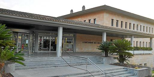 Imagen de la sede del Ajuntament de Calvià, en Calvià Vila.
