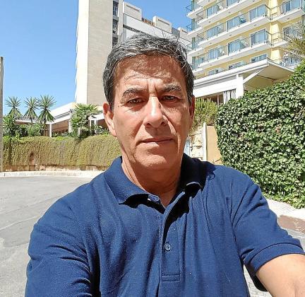 Nicolás Díaz quiere que su mensaje pueda ayudar a otras personas.