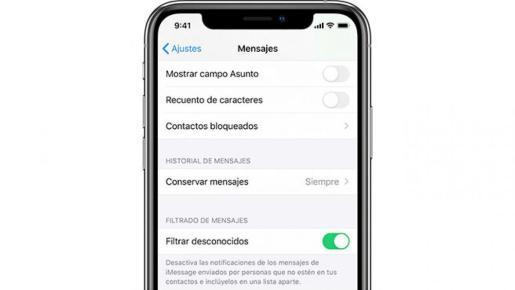 Tanto en iPhone, como en iPad o iPad Touch, Apple te da la opción de bloquear números de teléfono, contactos y correos en el dispositivo.