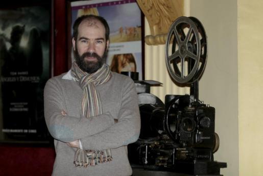 El director de cine Jaime Rosales, en una imagen de archivo.