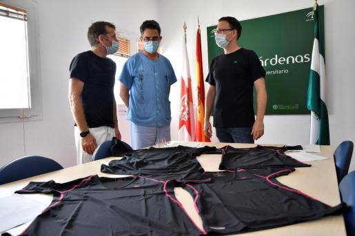 Una camiseta para luchar contra los efectos de la COVID-19.