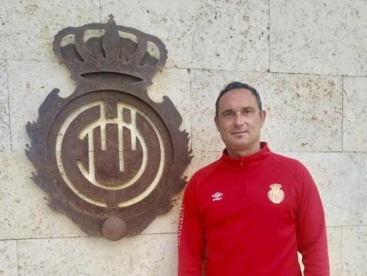 Javier Recio se desvincula del RCD Mallorca.
