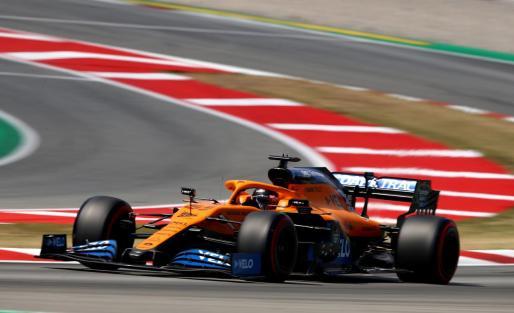 El español Carlos Sainz (McLaren) partirá desde el séptimo puesto.