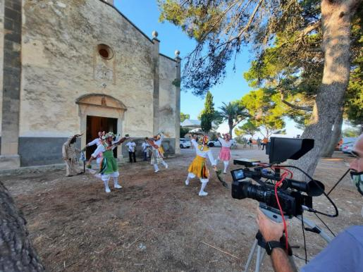 Los Cossiers de Montuïri abren su tradición a todo el mundo.