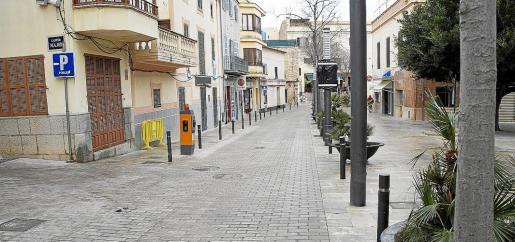 El área de circulación restringida se ha ampliado al Carrer Major. El objetivo es aumentar la seguridad y dinamizar el centro.