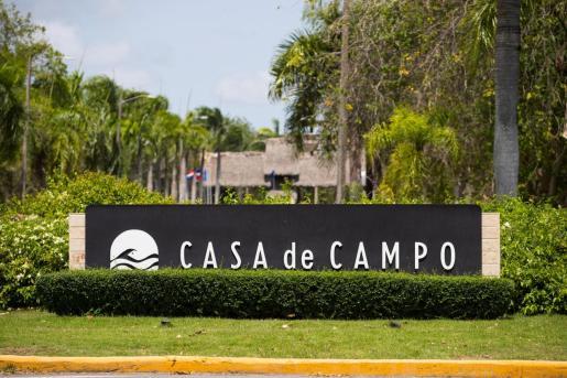 Vista del complejo hotelero Casa de Campo, en la localidad costera de La Romana (República Dominicana). Casa de Campo, una lujosa urbanización a orillas del mar Caribe en el este de la República Dominicana. Este fue uno de los posibles destinos que se barajaron tras la salida de Juan Carlos I de España.