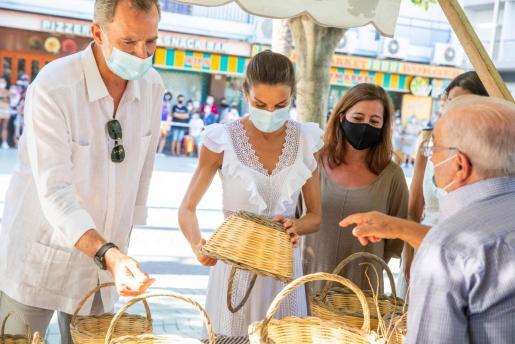 Ibiza ha sido la última parada de los Reyes durante sus vacaciones en Baleares.