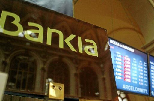 Bankia está siendo el valor de referencia en la Bolsa de Madrid desde hace más de dos semanas.