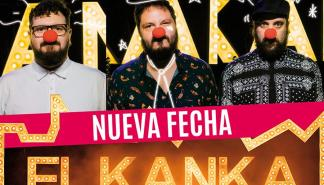 El Kanka aterriza en Trui Teatre con su gira 'Payaso'