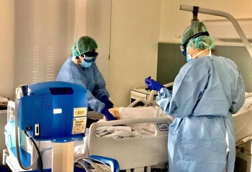Tres de los diez usuarios contagiados se encuentran hospitalizados y el resto lo harán durante las próximas horas.