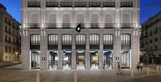 La compañía apunta que desconoce si esta medida se ampliará al resto de tiendas que tiene en España.