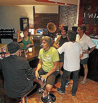 TNT, el pub con el mejor rock.
