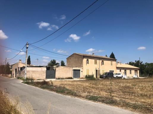 El accidente se ha producido en una finca familiar de Montuïri.