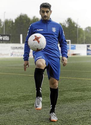 Pau Cendrós, en una reciente imagen.