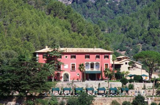 Imagen de archivo del hotel Son Net.