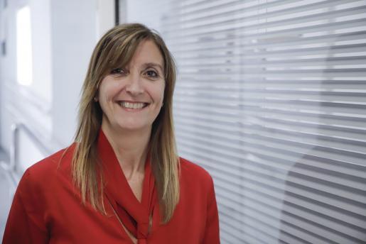 Maria Antònia Font, directora general de Salut Pública i Planificació.