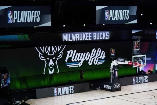 Este jueves estaba previsto el encuentro entre Milwaukee Bucks y Orlando Magic.