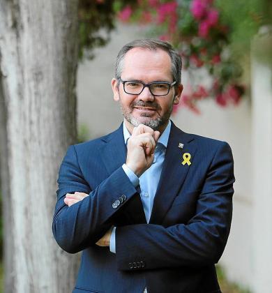 Josep Costa, diputado de JuntsXCat.