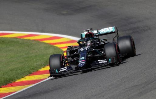 Hamilton amplió a 93 su propio récord histórico de 'poles' en la categoría reina