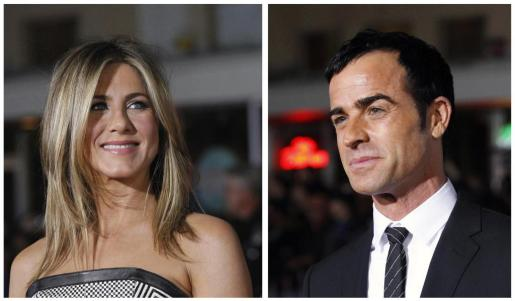 Jennifer Aniston y Justin Theroux se han comprometido.