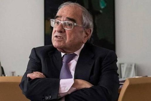El exministro Rodolfo Martín Villa.
