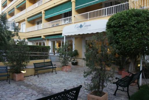 El brote ha sido detectado en la residencia Cala Estància, en Can Pastilla.