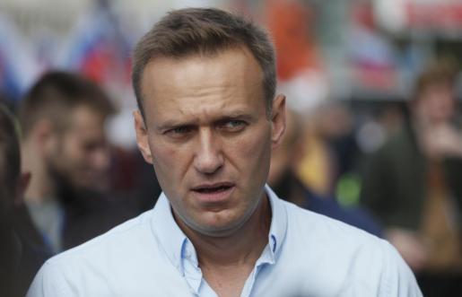 Alexei Navalni, en una imagen de archivo.