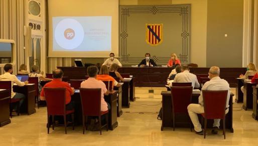 Los 'populares' celebraron este miércoles las jornadas parlamentarias previas al inicio de periodo de sesiones.