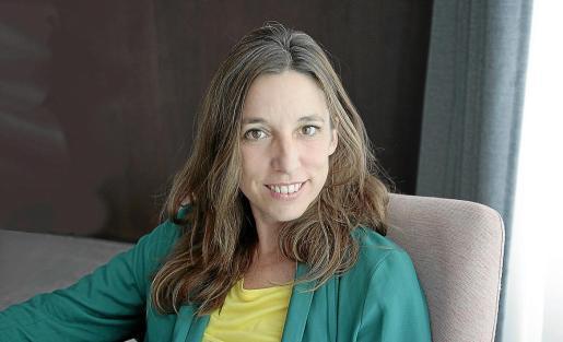 Hace años que la escritora y periodista Llucia Ramis vive en Barcelona