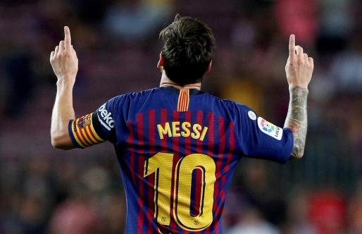 La continuidad de Leo Messi en el FC Barcelona continua siendo una incógnita.
