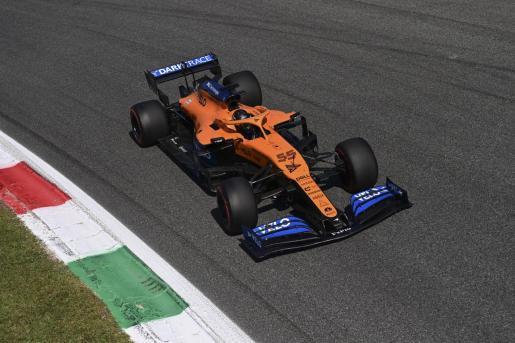 Sainz ha repetido su mejor posición en calificación.