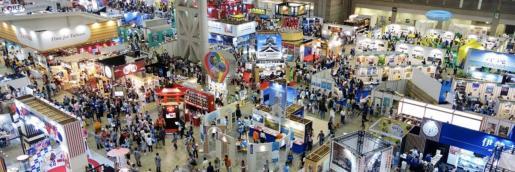 feria turística JATA Tourism Expo Japan.
