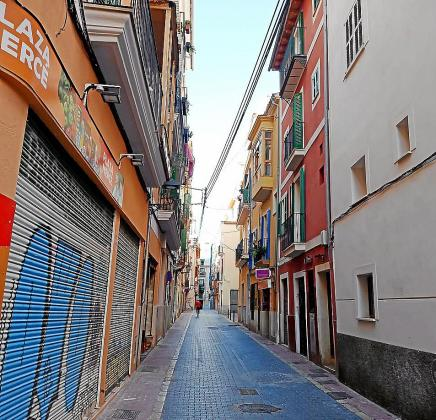 El alquiler en Palma sigue siendo de difícil acceso para una parte de la población.