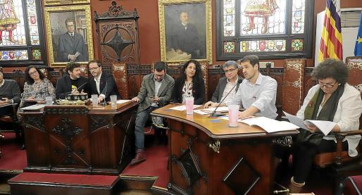 La decisión será votada por todos los partidos políticos con representación en Cort en un próximo pleno.