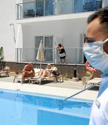 El turismo es uno de los sectores más afectados por la pandemia.