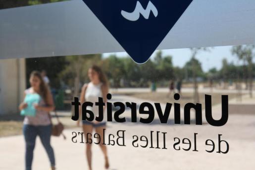 La Universitat de les Illes Balears (UIB) comenzará el próximo 28 de septiembre el curso.