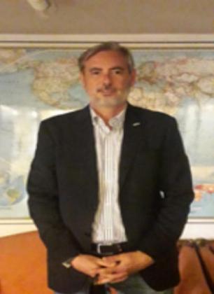 Santiago Galán disputará la presidencia de Vox Baleares a Jorge Campos.