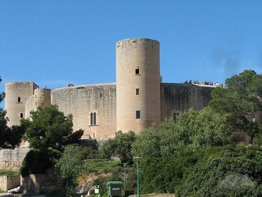 Imagen de archivo del Castell de Bellver.
