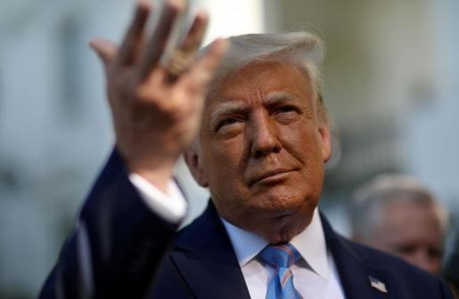 Donald Trump ganó las últimas elecciones de EEUU.