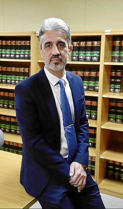 El fiscal coordinador de Menores, José Díaz Cappa, reclama que se busquen consensos con los padres antes de emplear medios judiciales